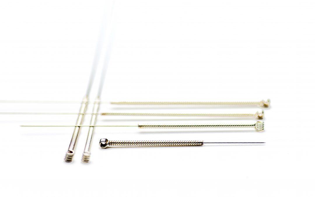 Acupunctuur, dat is toch iets met naalden?